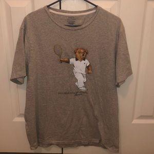 Polo Bear tennis shirt XL
